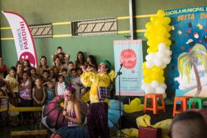 Foto: Jackson Romanelli/Infinito. 16/04/2016.  Hermes Pardini promove a festa da família 2016, na Escola Estadual do Bairro Alvorada em Ibirité.